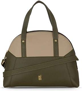 Baggit Women's Shoulder Bag (Olive)