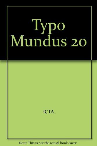 Typo Mundus 20