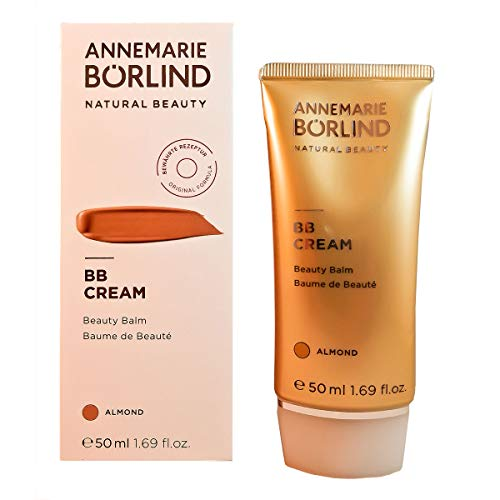 Annemarie Börlind BB Cream Almond femme/woman, Das Beauty Balm Multitalent, 1er Pack (1 x 50 ml)