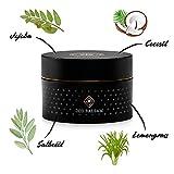 IntHim Deo Balsam für Männer - Natürlicher Geruchs-Schutz ohne Aluminium - Deo Creme ohne Jucken...