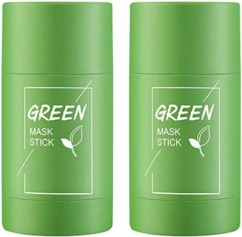 Green Tea Purifying Clay Stick Mask The Green Tea Exfoliating Mask Removes Blackheads And Deep product image