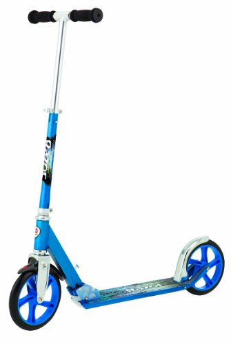 Razor A5 Lux Scooter, blau