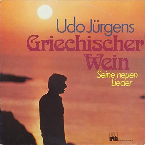 Udo Jürgens - Griechischer Wein - Udo Jürgens: Seine Neuen Lieder - Ariola - 63 784