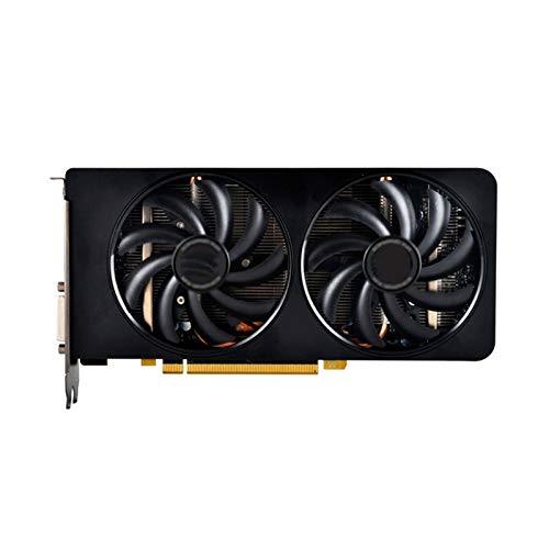 AFSDF De Enfriamiento De Doble Ventilador Fit For XFX R9 270A 4GB Tarjetas De Video Fit For AMD Radeon Gráficos Tarjetas De Pantalla De La Placa De Escritorio Tarjetas Gráficas
