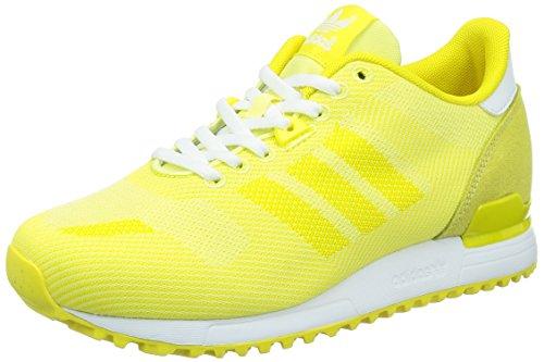 adidas B35574, Zapatillas de Running Mujer, Multicolor (Byello/Bluyel/Ftwwht), 41 1/3 EU