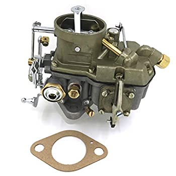 Autolite 1100 Carburetor Manual Choke Fits 1964-68 Falcon Mustang Sprint Fairlane Comet 170 to 200 inline six cylinder engines F100 F250 F350 Truck 1963 to 1964 V6 223 /6 cylinder 262  CID engine