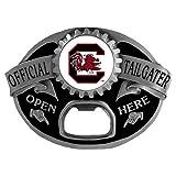 Siskiyou NCAA Tailgater Boucle avec décapsuleur, South Carolina Fighting Gamecocks