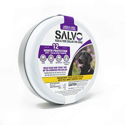 SALVO Flea and Tick Collar