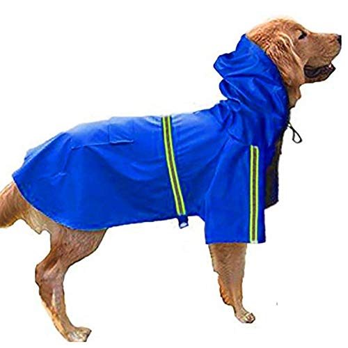 HBHJG Chaqueta Impermeable para Perros de Moda para Perros pequeños Abrigos Chaquetas...