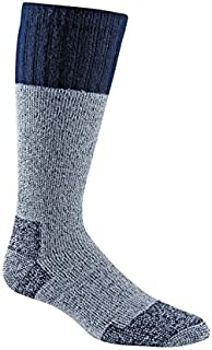 Fox River Outdoor Wick Dry Outlander Heavyweight Thermal Wool Socks, Large, Navy
