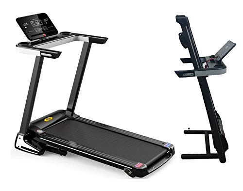 D PRO T Electric Treadmill Running Machine Incline Bluetooth 12.8k max speed 400mm
