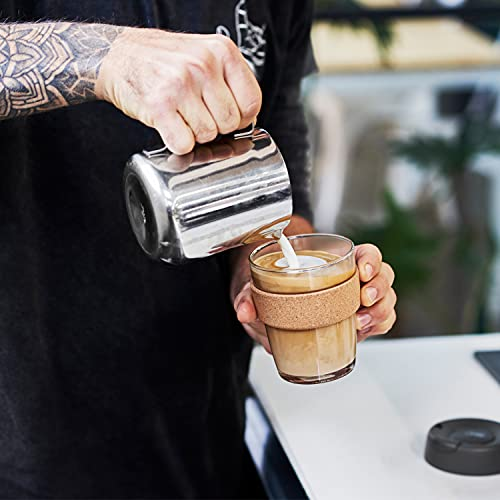KeepCup Brew filled with coffee