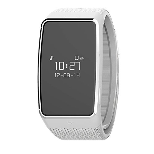 MyKronoz KRZEWATCH4 zilver/wit Smartwatch