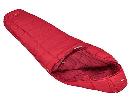 VAUDE Schlafsäcke Sioux 400 SYN, dark indian red, 37 x 22 x 18 cm, 121286520010