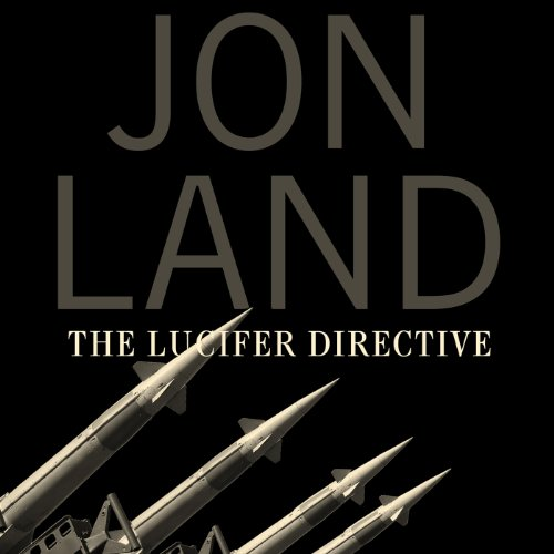 The Lucifer Directive audiobook cover art