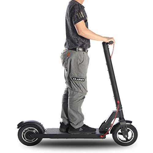 ZZQ 10inch Todo Terreno Scooter eléctrico 350W para Adultos potentes 35 km/H...