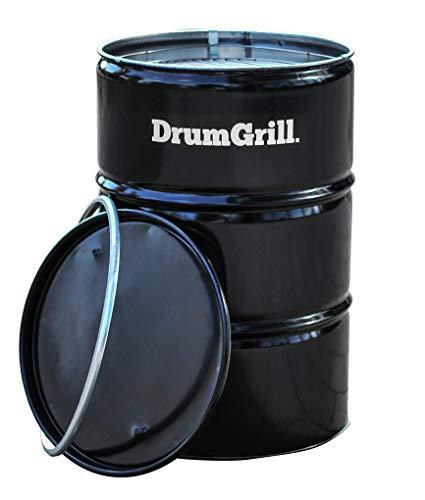 DrumGrill 183-245.040 Big, Black, 57 x 57 x 87 cm