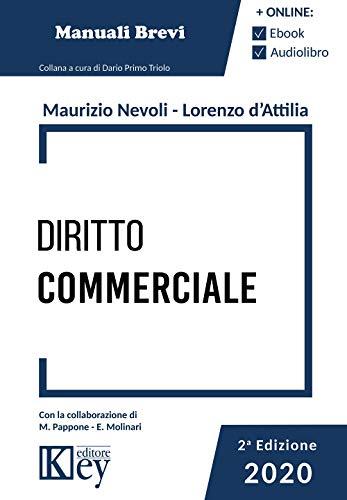 Diritto commerciale - Manuale breve (Esame avvocato OK - Manuali Brevi) (Italian Edition)