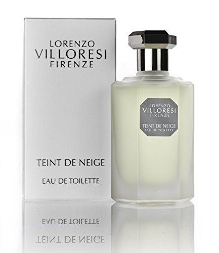 LORENZO VILLORESI Teint De Neige EDT Vapo 50 ml, 1er Pack (1 x 50 ml)