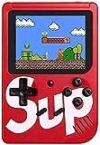 Generic Sup Game 400 in 1 Super Handheld Game Console, Classic Retro Video