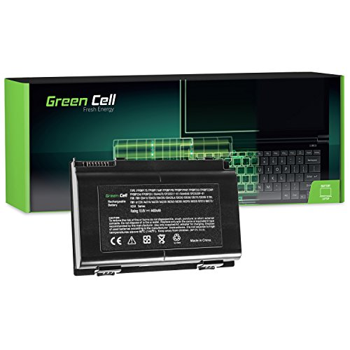 GC Akku für Fujitsu Celsius H700 H710 H910 LifeBook A1220 A6210 A6220 A6230 A8260 A8280 A8290 AH550 E780 E8250 E8260 E8270 E8280 N7010 NH570 Fujitsu-Siemens H250 E8410 Lifebook E8420 E8420E E8420LA