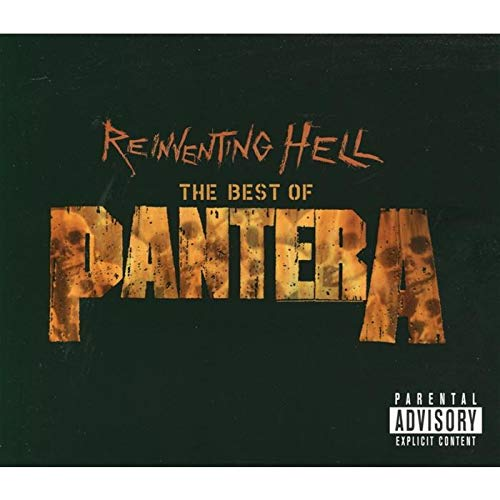 Reinventing Hell: The Best Of Pantera (Limited Edition With Bonus Dvd Pal) (International Version)