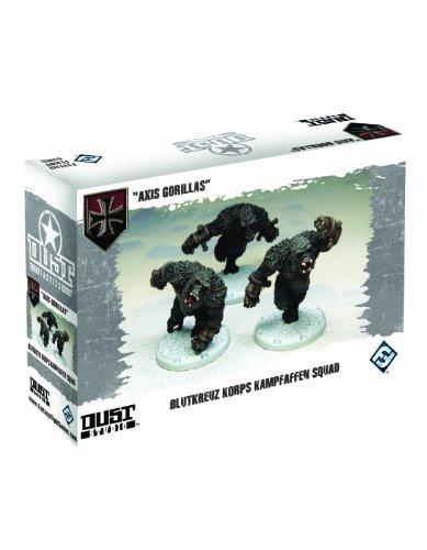 Dust Tactics: Axis Gorillas