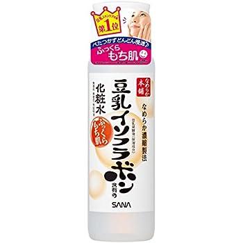 豆乳 イソフラボン 化粧 水