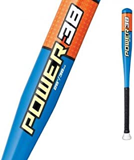 Swing XP Power Series Weighted Training Bat, Baseball Practice Bat Swing Trainer, Youth Model 28