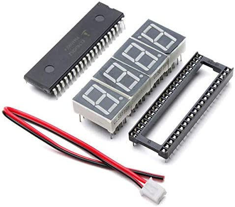 LanGuShi CC520 Max 44% OFF DIY Kit 10Pcs Max 57% OFF Digit ICL7107 4 Ammeter Electro
