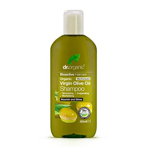 Dr. Organic Olive Oil Shampoo 265 ml