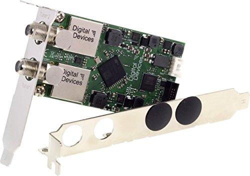 Digital Devices Twin Tuner TV Erweiterungsmodul DVB-S/S2 - DD Duoflex S2 V4A Erweiterung