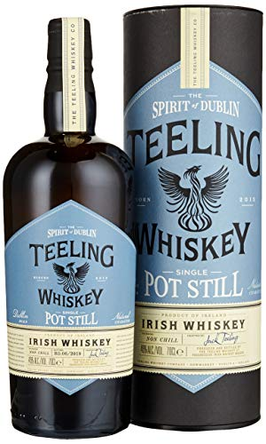 Teeling Whiskey Single Pot Still Irish Whiskey Whisky (1 x 0.7 l)