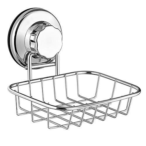 Arcci Lift portasapone ventosa porta saponetta per bagno Soap Holder+Soap Lift Soap Holder+soap Lift