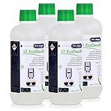 4 x DeLonghi SER 3018 EcoDecalk Entkalker fürKaffeevollautomaten