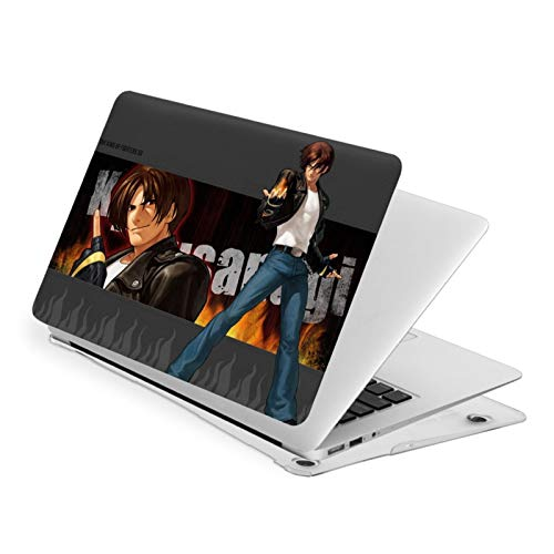 The King of Fighters KOF Apple Laptop Case, Compatible with MacBook Air 13 Inch, MacBook Pro 13 & 15 Inch, Only Applicable to A1369 A1466 A1932 A1706 A1707 A1708 A1989 A1990 A2159 Models
