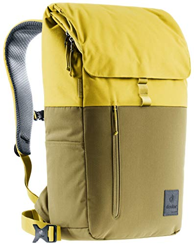 Deuter UP Seoul Sustainable Daypack (16 + 10 L), unisex_adult, 3813821, Clay-turmeric., 26 L