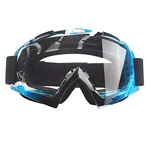 MOOREAXE - Gafas de sol para motocicleta