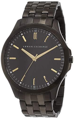 Armani Exchange Reloj Analógico para Hombre de Cuarzo con Correa en Silicona AX2144