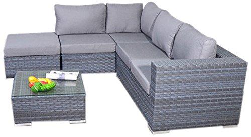Puerto Royal Tamaño pequeño sofá en Esquina Set