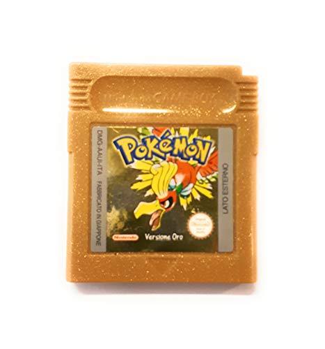 Pokémon Versione Oro Game Boy Color ITA