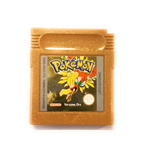 Pokémon Versione Oro Game Boy Color ITA
