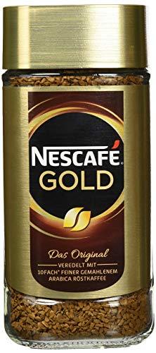 Nescafe Gold Kaffee, 1er Pack (1 x 200 g)