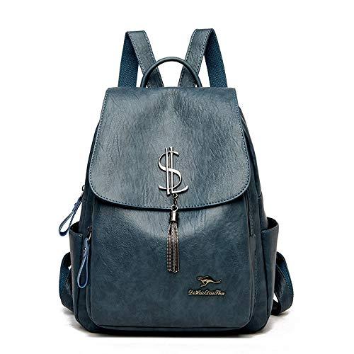 Classic Basic Ladies Travel Backpack School Bag for College Men's Waterproof Laptop bag25x31x13