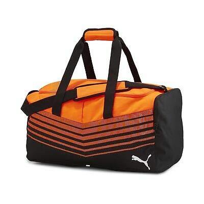Puma FTBLPLAY - Balón mediano, color Puma Black-shocking Orange - Zapatillas deportivas, tamaño -