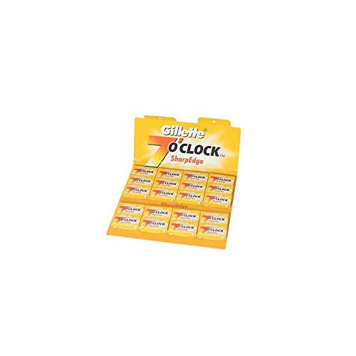 Gillette Hojillas de Afeitar - 110 gr