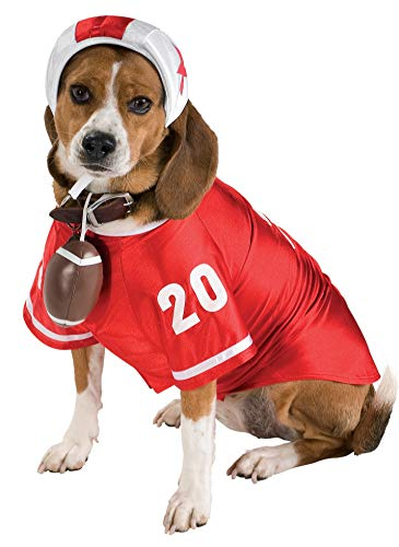 Rubie's Football Star Pet Costume, Small - http://coolthings.us