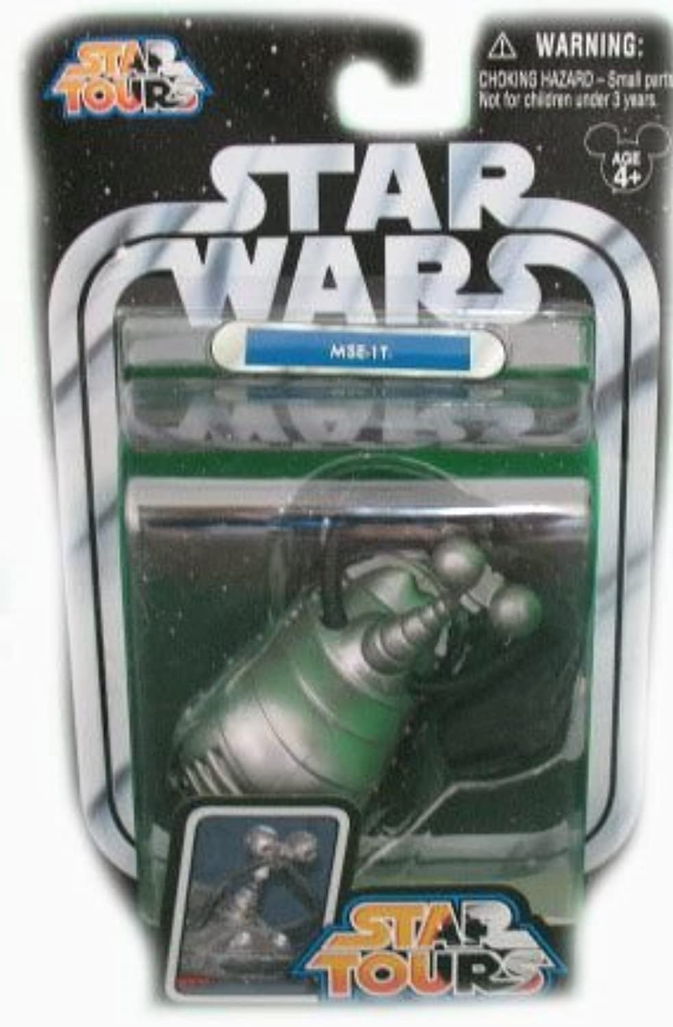 Star Wars Star Tours MSE1T Droid Action Figure by Star Wars