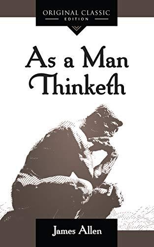 Ebook As A Man Thinketh By James Allen