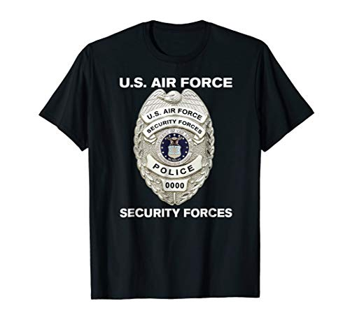 Air Force Security Forces Sentries, K-9, and Law Enforcement